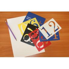 Блокнот «Блокрис-А6 Цифры»