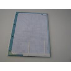 Бумага для тетрадей Виртус «Студент» 170х205 100 листов
