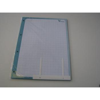 Бумага для тетрадей Виртус «Студент» А4 50 листов